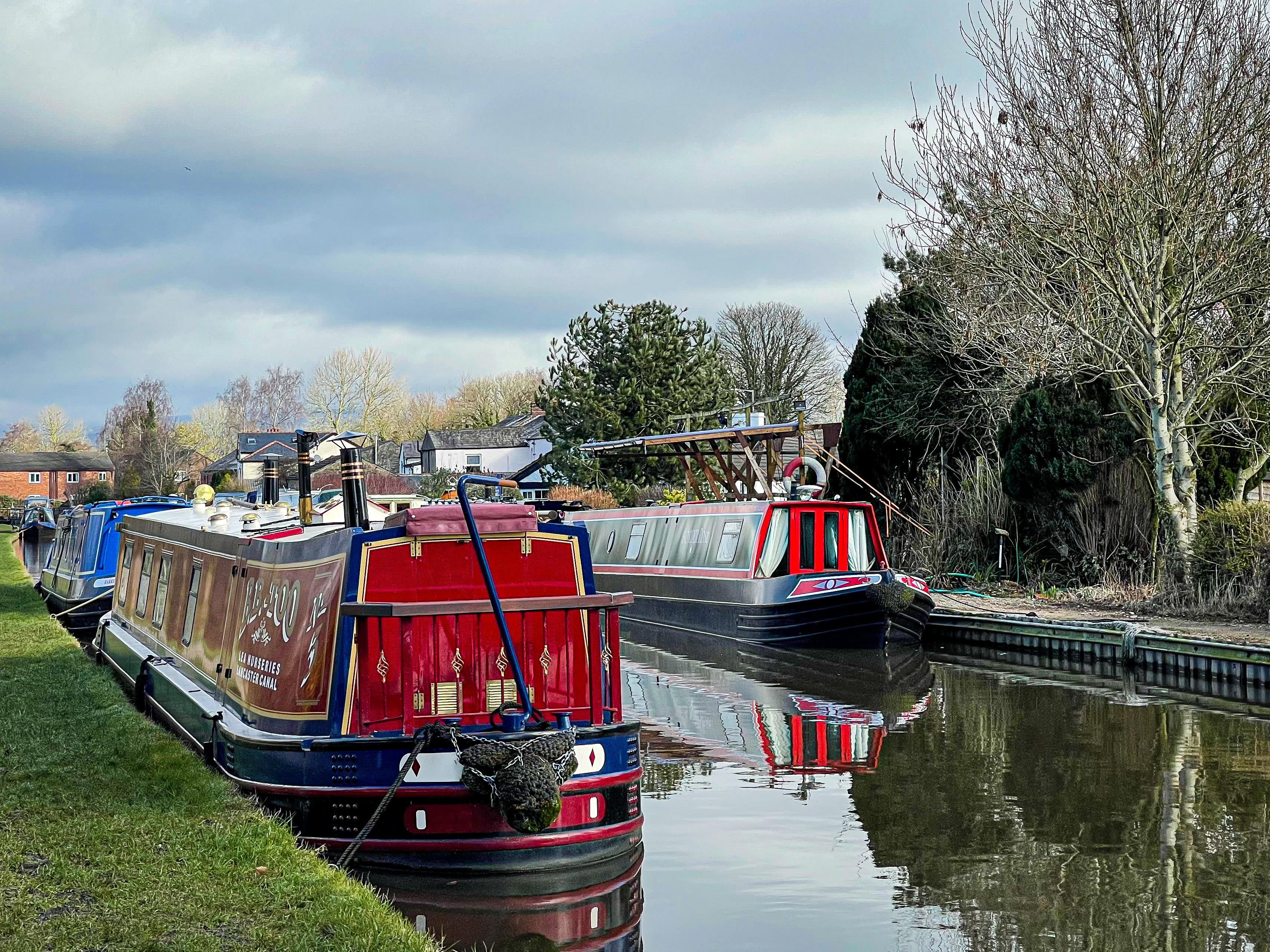 Our Local Canal in February