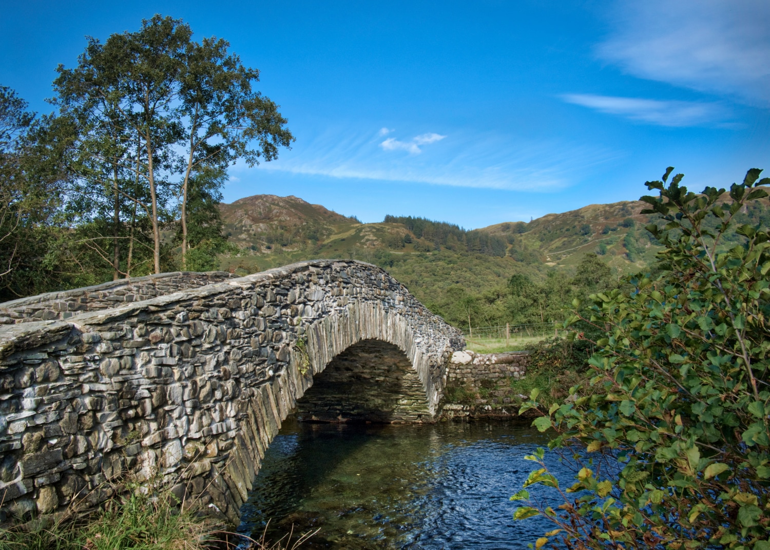 A Bridge in Borrowdale ©HelenBushe