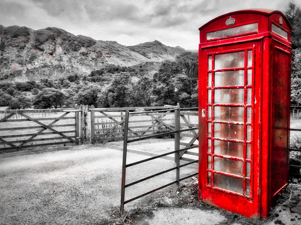 RED: Phone Box