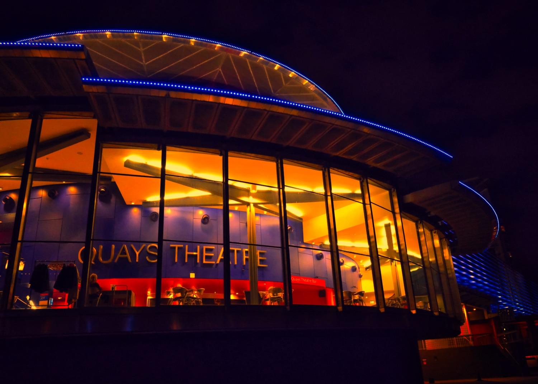 Lowry Theatre ©HelenBushe