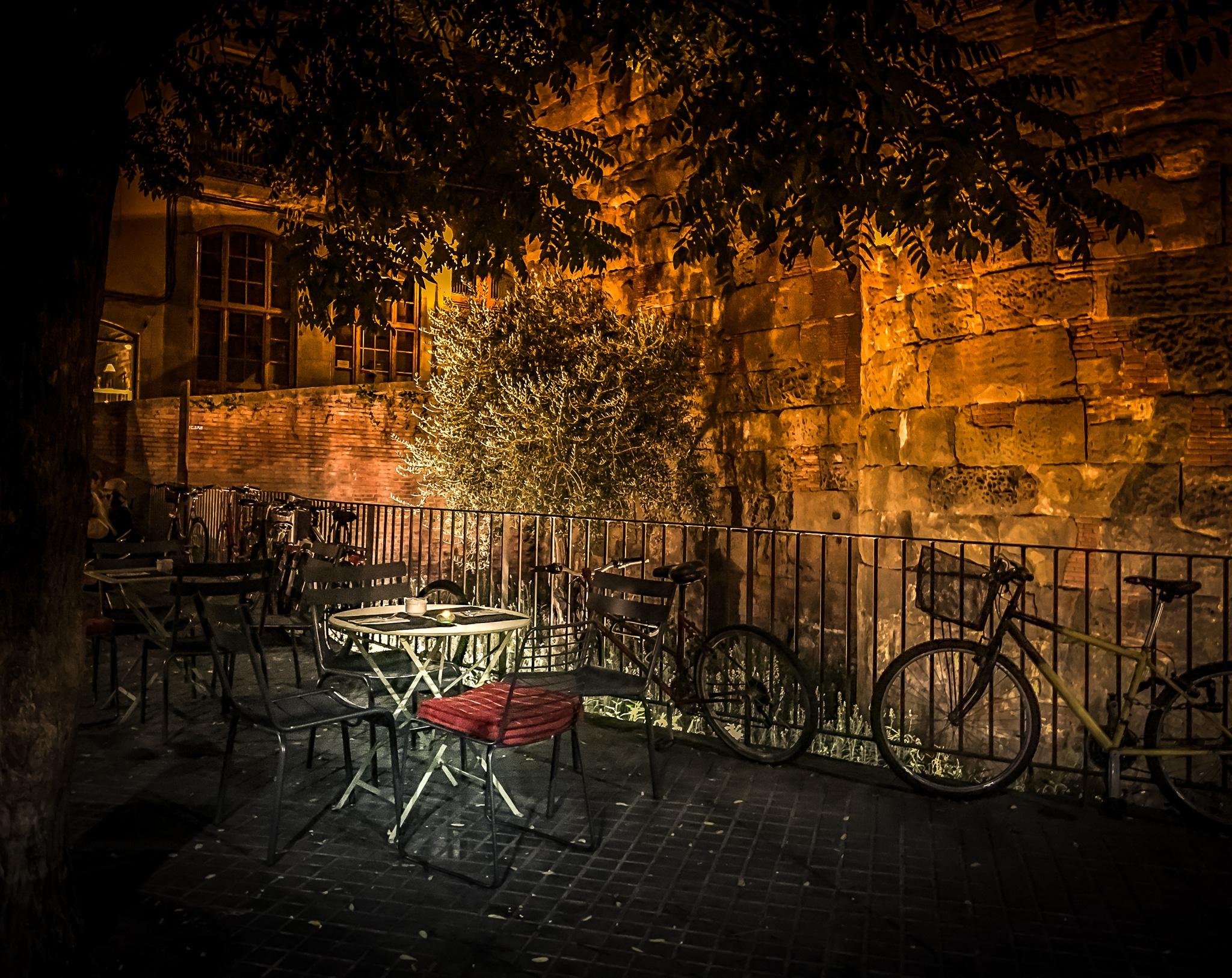 Empty Seat in Spotlight ©HelenBushe