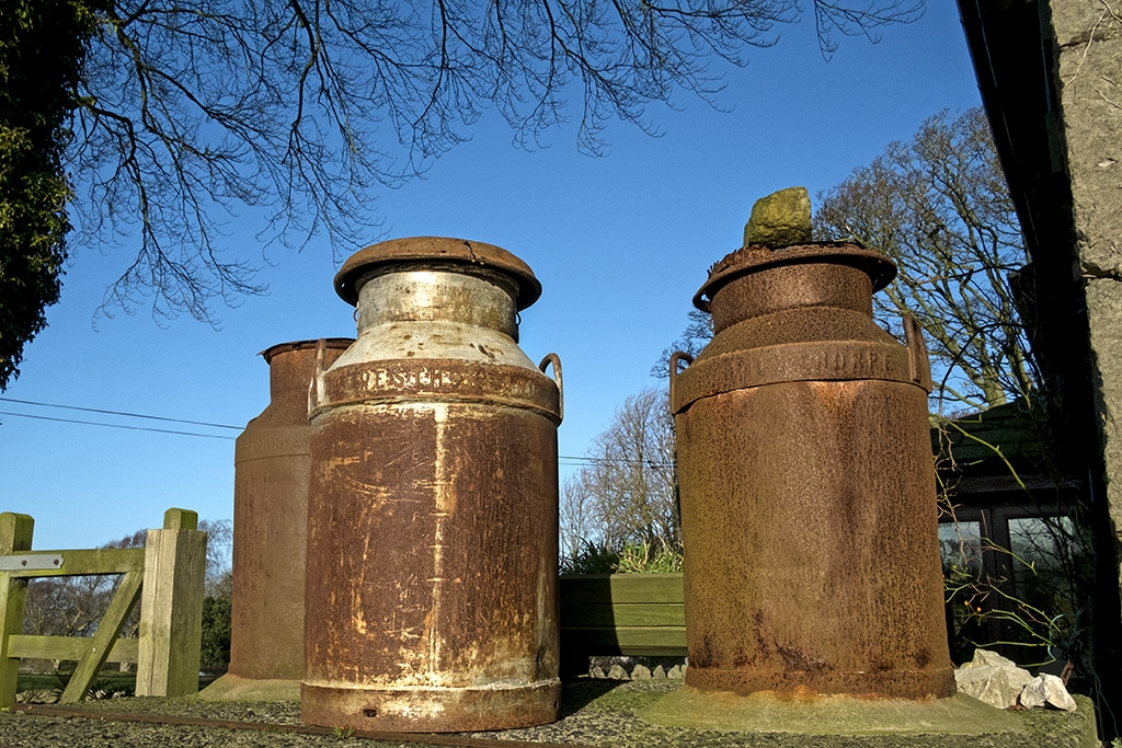 Rusty Churns ©HelenBushe