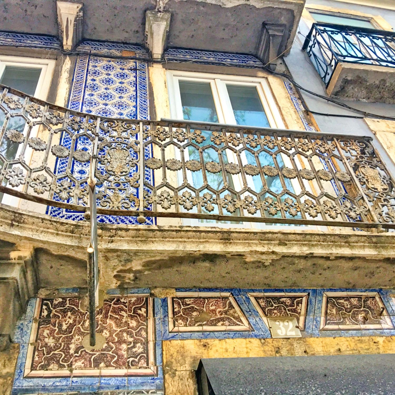 Tiles-Iron-Balcony ©HelenBushe