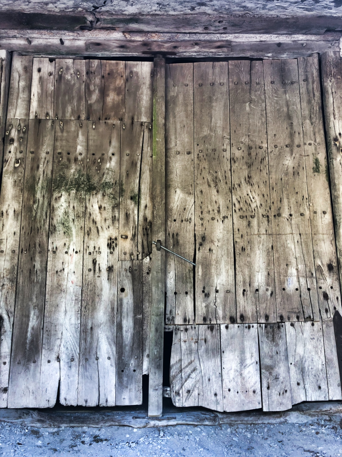 Townend Barn Main Door ©HelenBushe