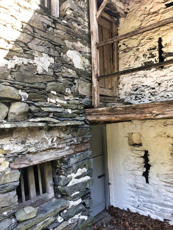 Townend Barn Old&New ©HelenBushe