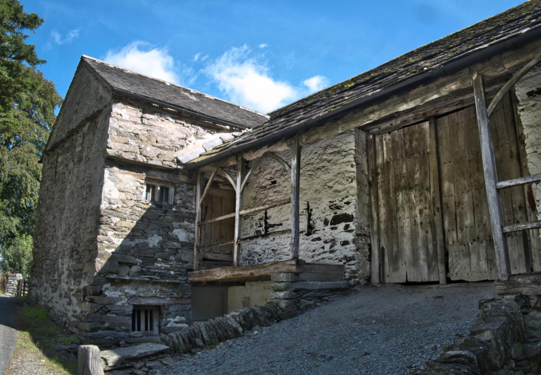 Townend Barn Troutbeck ©HelenBushe